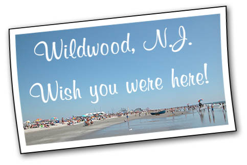 Wildwood Rentals, Wildwood Crest Rentals and North Wildwood Rentals